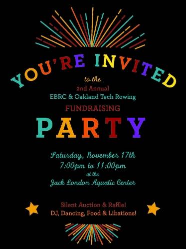 EBRC Gala Invitation